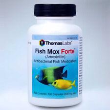 Fish Mox Forte 500 mg 100 Count Aquarium Treatment