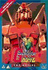 Gundam Movies Box (DVD, 2006, Box Set)