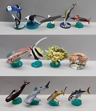 lot of 13 Kaiyodo AQUATALES Pacific Fish FIGURE no stand #K9