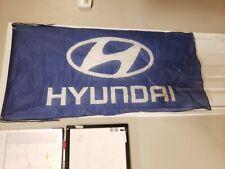 "Hyundai Flag Display 58""x30"""