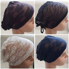 Dantelli Hijab BONE Schlauchbonnet Kopftuch Untertuch  Tesettür Esarp Scarf