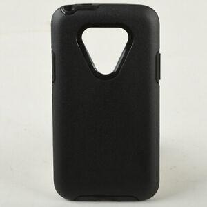 For LG G5 Shockproof Hard Shell Snap Cover Case - Black