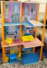 Vintage 1975 Mattel Barbie 3-story Townhouse #7825