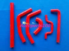 For Kawasaki KX250F radiator Red Silicone hose 2009 2010 2011 2012 2013 2014