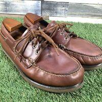 UK9.5 M&S Blue Harbour Boat Deck Shoes - Casual Comfort Moccasins - EU43.5