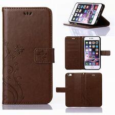 Silikon Schutz Hülle für Apple Samsung Handy Tasche Flip Case Cover Bumper Etui