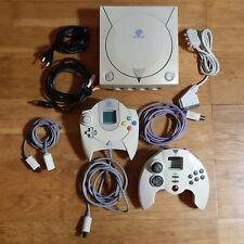 Sega Dreamcast Konsole Sehr Guter Zustand Getestet Gebraucht