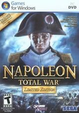 Napoleon: Total War - Limited Edition (PC) - COMPLETE