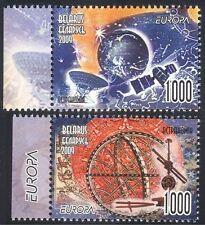 Belarus 2009 Europa/Astronomy/Space/Radio 2v set n30774