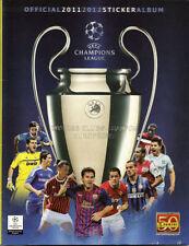 Panini Champions League 11 12  Aus Liste 10 Sticker aussuchen