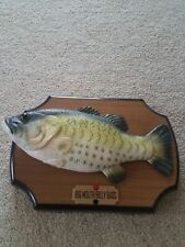 Vintage 1999 gemmy Big Mouth Billy Bass excellent condition