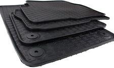 NEU! VW R Sharan 7N Gummimatten Auto Fußmatten Original Qualität 4x Gummi Matte