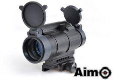AIM-O M4 Red Dot Black AO 3032 Airsoft Softair Red dot 20mm mount M4 Comp
