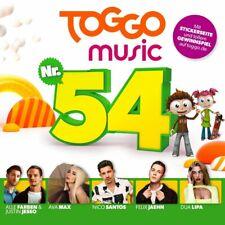 Various - Toggo Music 54 CD NEU OVP