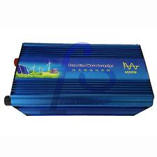 New DC 12V to AC 220V AC200-240V Power Pure Sine Wave Inverter 4000W