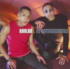 Kaylan - No Commandments    *** BRAND NEW RARE CD ***