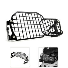 Front Headlight Protective Cover For BMW F800GS/ADV F650GS-Twin 2008-2015 Black