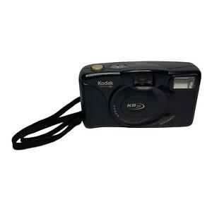 VTG Kodak KB 28 Automatic Point & Shoot Film Camera 35 MM w/ Case TESTED Working