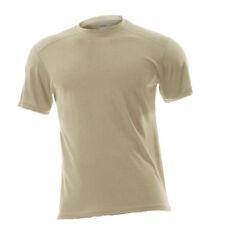 Military DRIFIRE Flame Resistant Ultra Lightweight Short Sleeve T-shirt 3XL SAND