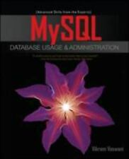 MySql Database Usage & Administration Vaswani, Vikram VeryGood