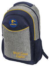 West Coast Eagles AFL 2020 Stealth Backpack Travel Training School Bag