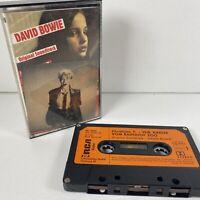 David Bowie - Christiane F. - Soundtrack Cassette Album - German Release - RCA