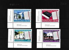 Tokelau 403-406 (completa edizione) MNH Eckrandstücke (103360