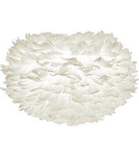 Vita Eos Pendant Feather Light Shade Mini White