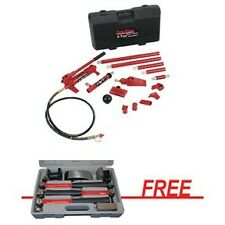 BLACKHAWK 65114F 4 Ton Porto-Power Kit w/FREE 7pc HD Body/Fender Tool Set