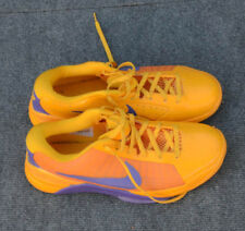 Nike Lakers Basketball Yellow And Purple Shoes Size 11.5