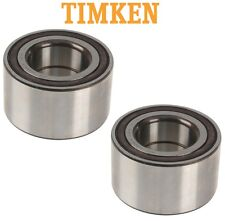 Mazda 3 2005-2013 5 2006-2015 Pair Set of Front Wheel Bearings Timken WB000028