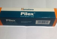 Himalaya Herbals Pilex Ointment 30gms Haemorrhoids Bleeding Pain
