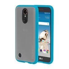 Incipio Octane Series Hybrid Hard Case Cover for LG K20 V - Frost Cyan Blue OEM