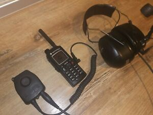 Motorola MTP 850 TETRA 380-440 Mhz all features enable! 3M PELTOR MT7H79A