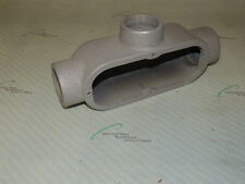 """APPLETON TS8 2 1/2"""" TEE FITTING WITHOUT COVER & GASKET"""