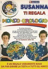 X0151 Formaggini Invernizzi Susanna - Pubblicità 1992 - Vintage Advertising