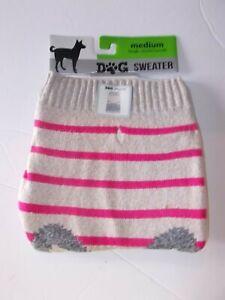 Pick A Style Dog Sweater Size Medium Beagle Standard Poodle Etc