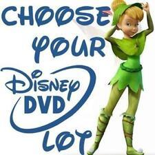 Disney Pixar Dvd Movies Lot - Pick & Choose Save on Shipping by Purchasing Multi