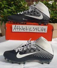 Nike Vapor Untouchable 2 Football Cleats Size 14.5 Black White Oreo 835646-023