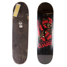 Plan B Skateboard Deck 8.375 x 31.75 inkl. MOB Griptape - Danny Way Pro Model