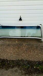 MG midget Tinted windscreen