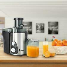 New Upgrade Electric Juicer Fruit Veg Extractor Juice Machine 3 Speeds 2020
