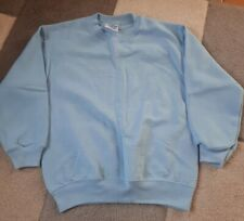 BNWT Blue School Jumper Size 7-8 Years