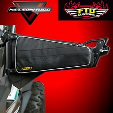 Nelson-Rigg Soft Front Upper Door Bag Set 14-17 Polaris RZR 900/1000 RG-001U