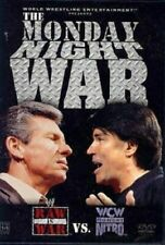 WWE Raw is War vs. WCW Monday Nitro ( DVD,2004 )
