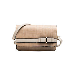 Summer Women Rattan Bag Shoulder Crossbody Bags Beach Straw Bag Travel Handbags