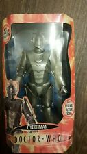 DR Who serie 2 30 cm grande Action Figure Cyberman 14 POA NUOVO IN SCATOLA Doctor Who