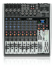BEHRINGER Xenyx X1622USB - Mixing Desk with Effects NEW