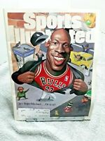Sports Illustrated March 1995 Michael Jordan Chicago Bulls