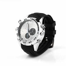 FHD Hidden Spy IR Camera Watch 1080P DVR Video Recorder Camcorder Waterproof 8GB